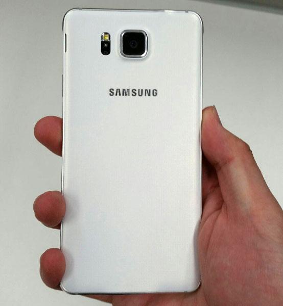 Анонс смартфона Samsung Galaxy Alpha ожидается 13 августа