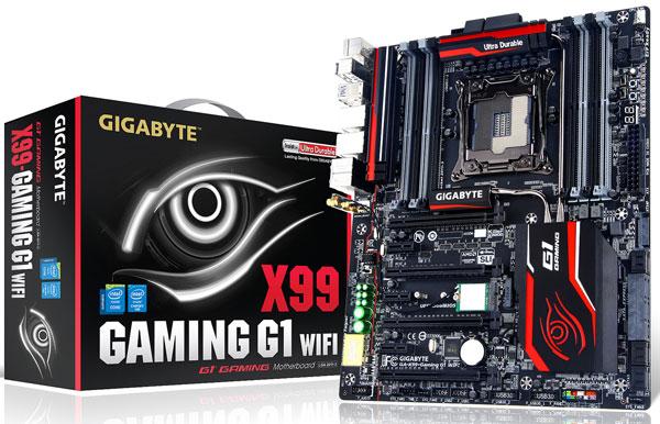 Gigabyte X99 Gaming G1 WIFI
