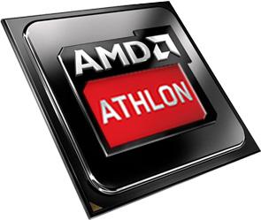 Среди процессоров AMD Athlon - три новые модели