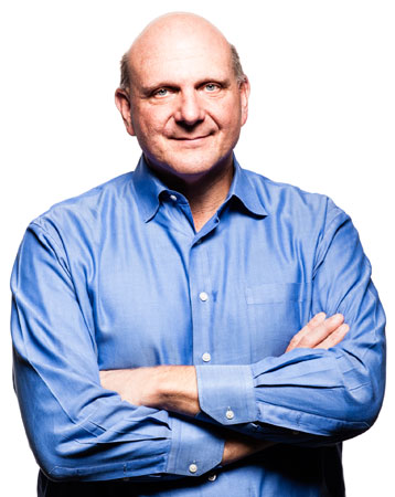 Стив Балмер распрощался с Microsoft,  но не с ее акциями