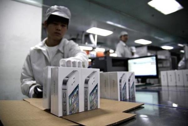 Из-за остановки заводов Foxconn смартфон iPhone 6 может появиться в продаже позже запланированного Apple срока