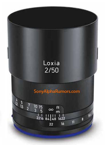 Zeiss планирует в ближайшие 6-12 месяцев представить еще три полнокадровых объектива для камер с байонетом Sony E