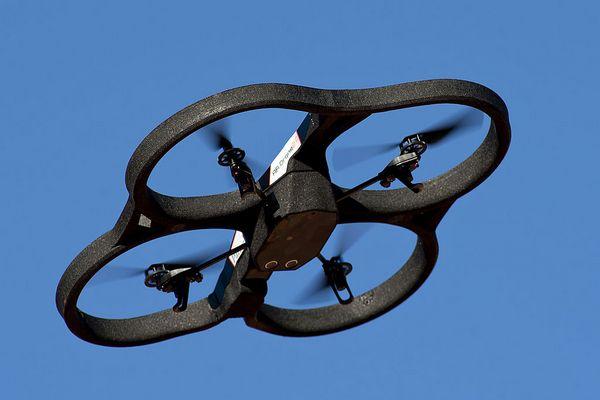 FAA дроны