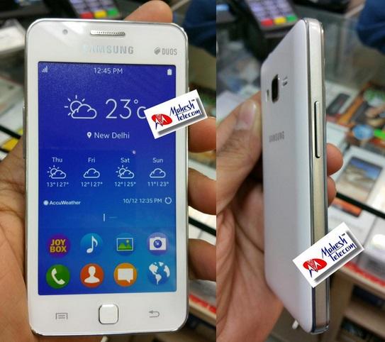 Samsung Z1 с ОС Tizen