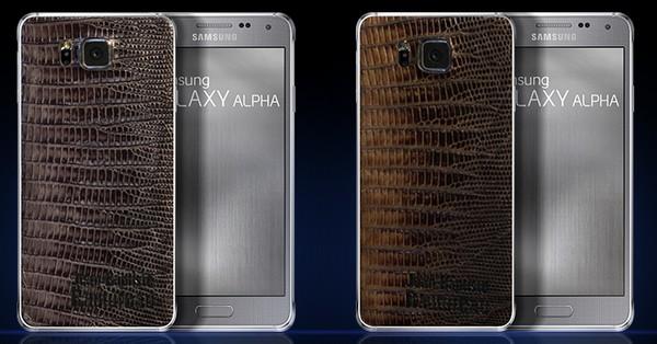 Samsung Galaxy Alpha Jean-Baptiste Rautureau Free Lance