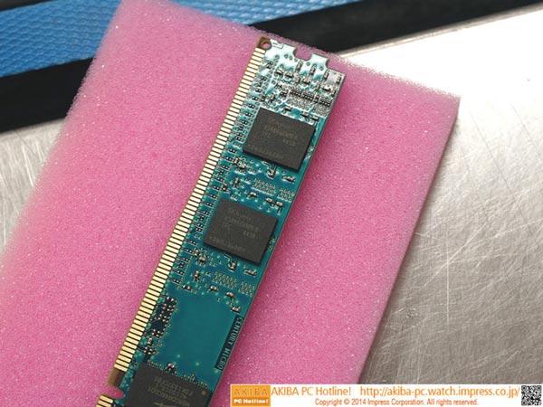 Модули Century Micro CK4GX4-D4RE2133VL81 уже можно купить