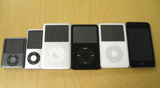 Apple iPod iTunes суд