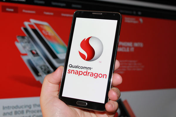Qualcomm, EE � Huawei ����������� ��������� ������� Qualcomm Snapdragon 810 ���������� LTE-Advanced