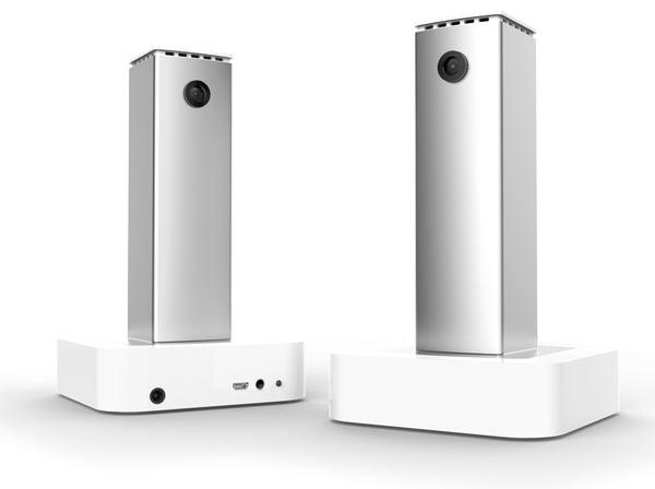 Камера IC Real Tech Allie имеет два объектива