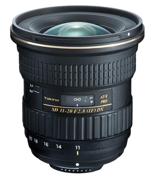 В Японии объектив Tokina AT-X 11-20 PRO DX можно будет купить, начиная c февраля будущего года по цене около $800