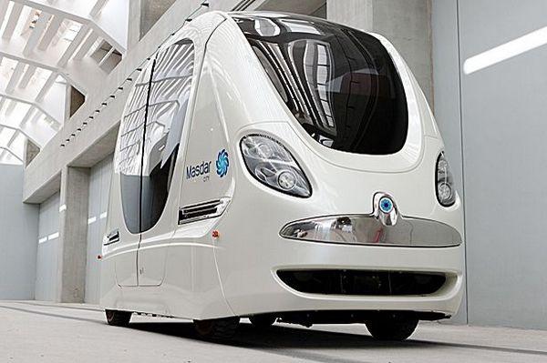 MIT Сингапур беспилотные авто