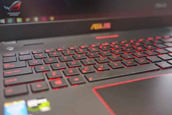 Asus MSI игровые ноутбуки
