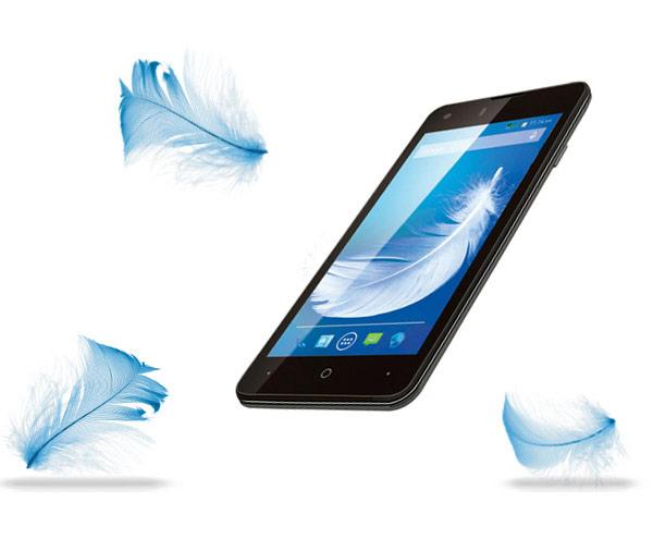 Смартфон Xolo Q900s Plus весит 100 г