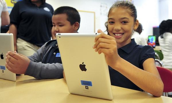 iPad Лос-Анджелес