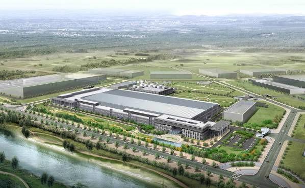 Новое предприятие будет построено в Китае юго-западнее города Чэнду