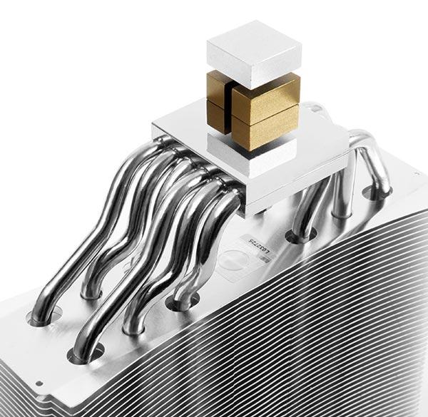 Процессорный охладитель Thermalright True Spirit 140(BW) Rev A совместим со всеми современными настольными процессорами