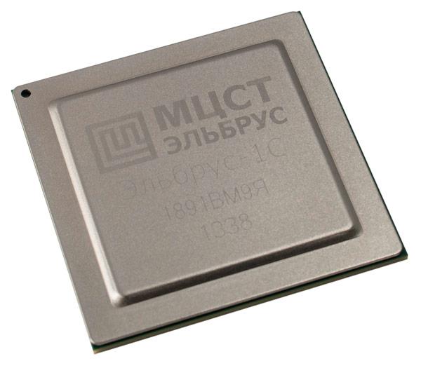 «Эльбрус-2СМ» — первые российские 90-нанометровые двухъядерные процессоры