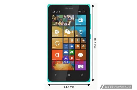 Основой Microsoft Lumia 435 служит однокристальная система Qualcomm Snapdragon 200