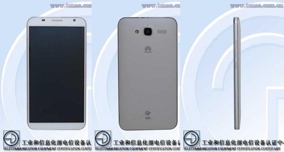 Основой бюджетного планшетофона Huawei Ascend GX1 послужит SoC с четырехъядерным процессором