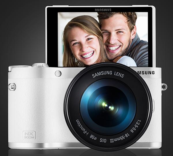 Фотокамера Samsung NX500 придет на смену модели NX300M