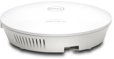 Точки доступа Dell SonicPoint предназначены для корпоративных пользователей