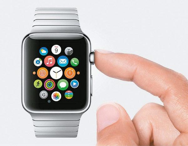 � ����� ��������� Apple ������������ �� �������� � 2015 ���� 24 ��������� ����� Apple Watch