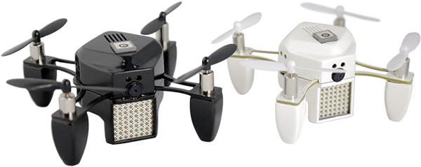 Ключевыми особенностями дрона ZANO можно смело считать его размеры и массу