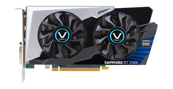 Sapphire Radeon R7 250X