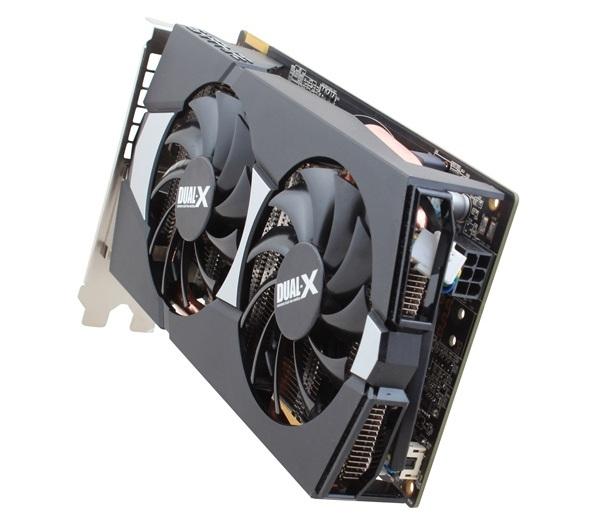 Sapphire Radeon R7 265 Dual-X