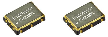 Генераторы VG7050EAN и VG7050ECN программируются по интерфейсу I2C