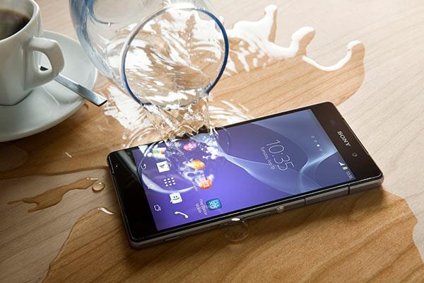 �������� Sony Xperia Z2 �� ����� ���� �������� � �����