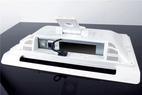 В корпусе Huntkey HA212 помещается плата типоразмера mini-ITX