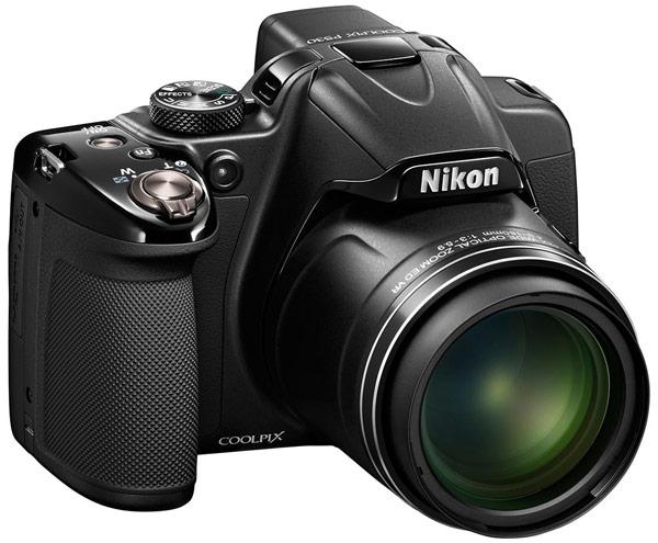 Объектив камеры Nikon Coolpix P530 охватывает диапазон ЭФР 24–1000 мм