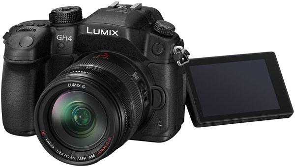 Камера Panasonic DMC-GH4 рассчитана на объективы системы Micro Four Thirds