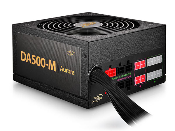 Картинки по запросу DeepCool DA500 Aurora