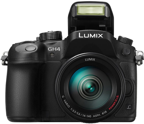 ������ Panasonic Lumix G DMC-GH4 ���������� �� ��������� ������� Micro Four Thirds