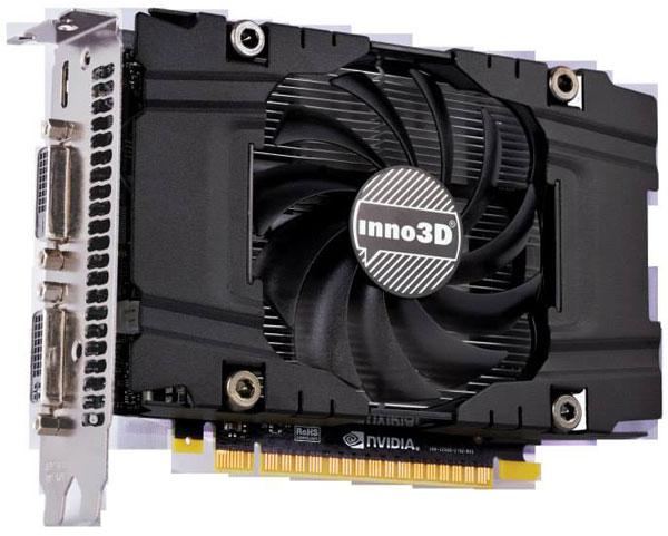 Модели iChill получили систему охлаждения с двумя вентиляторами, Inno3D — с одним