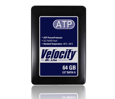 В серию ATP Velocity SI-Lite вошли SSD объемом 4, 8, 16, 32, 64 ГБ