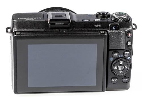 Как утверждается, по сравнению с Canon PowerShot G1 X удалось повысить быстродействие