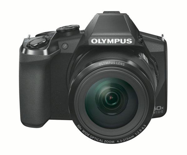 Камера Olympus Stylus SP-100EE должна появиться в продаже в марте по цене 399 евро
