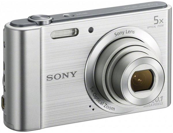 Sony добавила в линейку компактных камер Cyber-shot модели H400, HX400V, H300, WX350 и W800