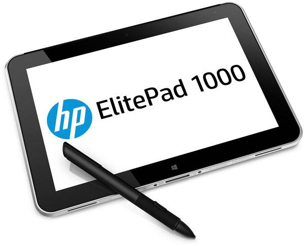 Ожидается, что продажи HP ElitePad 1000 G2 начнутся в марте по цене от $739