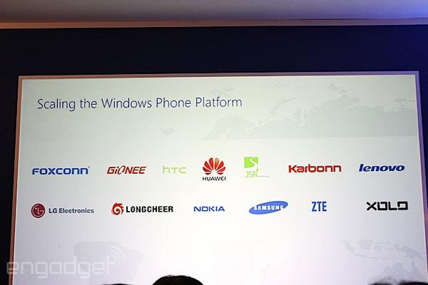 �� ������ Microsoft, ����������� ������������� Windows Phone �������� ���� ��������
