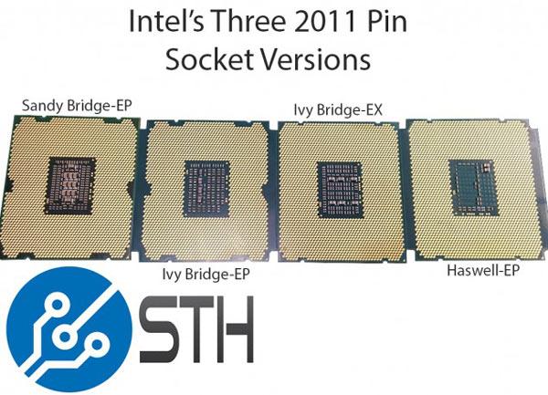 Первыми представителями семейства станут процессоры Xeon E5-2600 v3