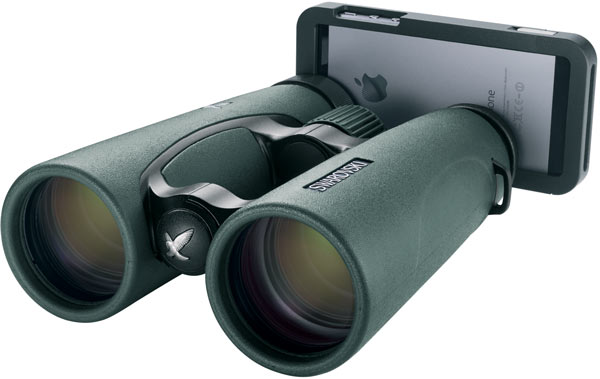 Swarovski Optik ���������� ������� PA-i5 ��� ������������� �������� � ��������� ���� ��������� �� ����������� Apple iPhone 5 � 5s
