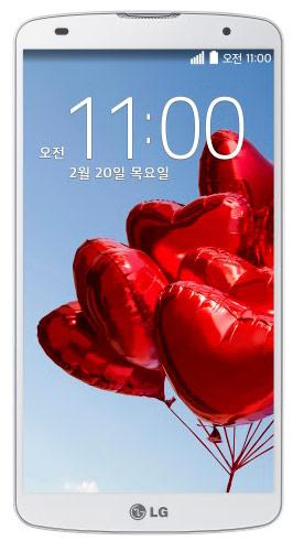 Основой LG G Pro 2 служит SoC Qualcomm Snapdragon 800