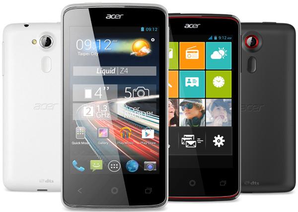 Acer Liquid Z4 class=