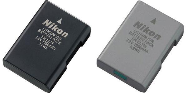 Все камеры, рассчитанные на батарею EN-EL14, могут работать от EN-EL14a