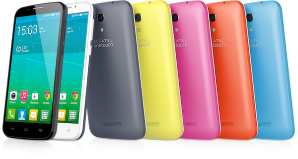 Alcatel OneTouch Pop S