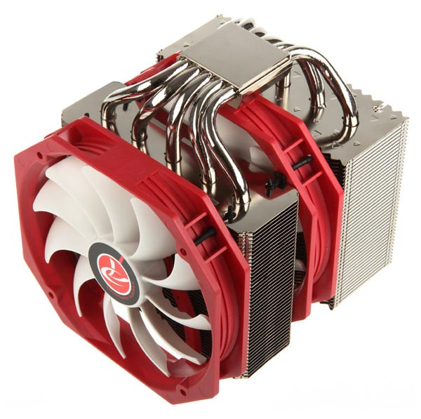 Процессорные охладители Nemesis и Themis Evo совместимы с процессорами Intel и AMD